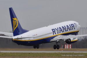 Boeing 737-800 EI-ESR RyanAir